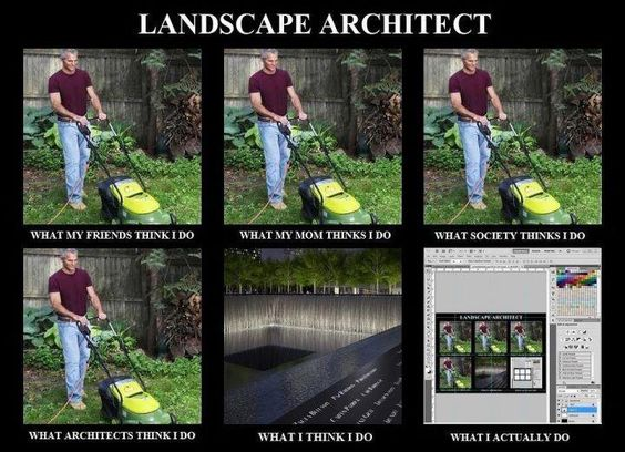 Landscape Architect...