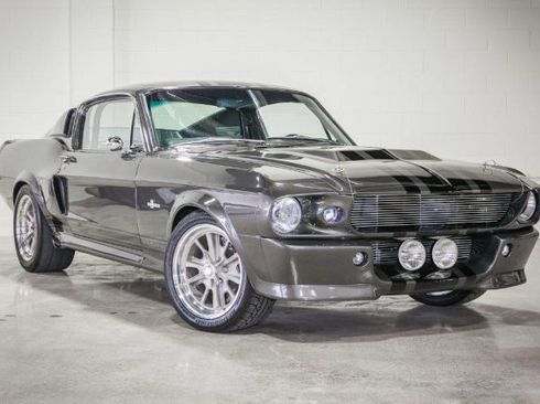 Ford Mustang GT500, 1967