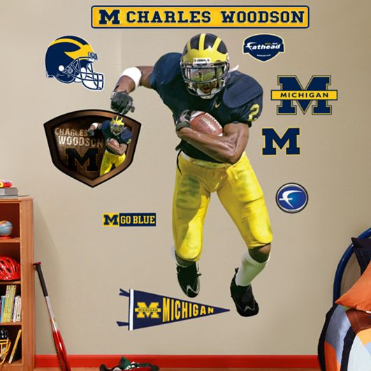 Charles Woodson, Michigan Wolverines