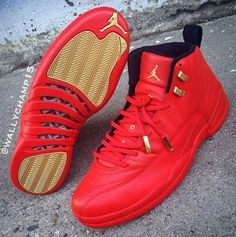 Dnt really care for Jordans to much bt these hoes is clean! ❤❤