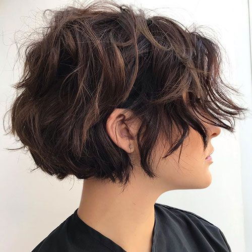 45 Best Short Wavy Hairstyles For Women 2020 Guide In 2020 Short Wavy Hair Short Wavy Hairstyles For Women Haircut For Thick Hair