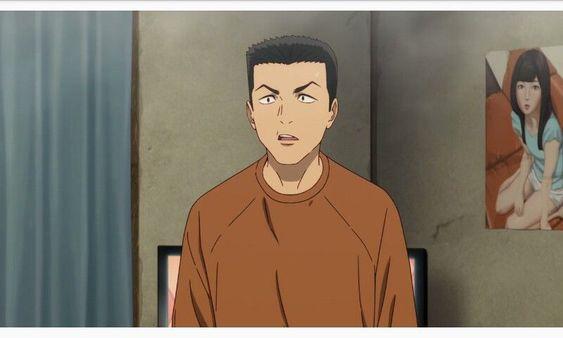 anime, preview, kaze ga tsuyoku fuiteiru, takoyaki