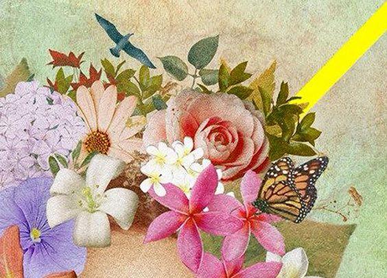 Patterns de flores / El blog de El Marques!