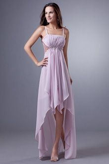 hi low grey dress - Google Search