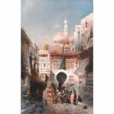 alott rober | 19th century european paintings | sotheby's pf7023lot3h6djen