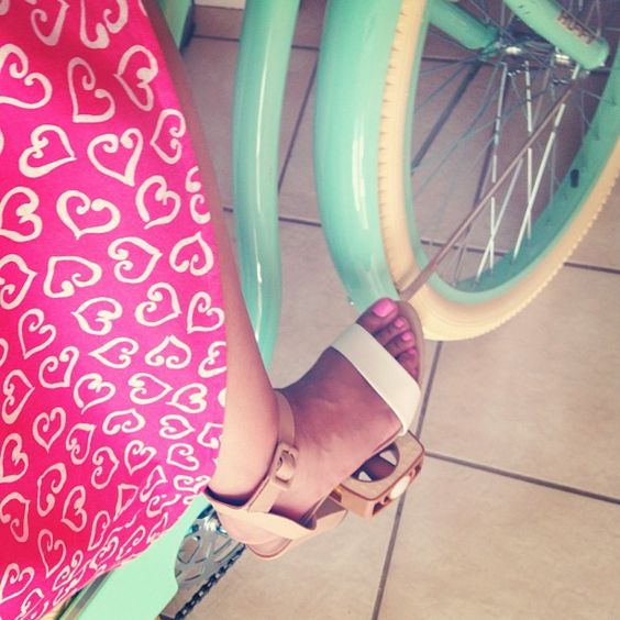 Pistachio Almond #wiw #ootd #bikepretty