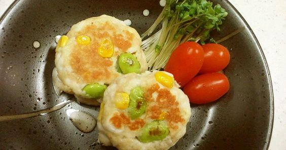 お弁当に◎はんぺんでツナマヨハンバーグ by ゆさせママ♪ [クックパッド] 簡単おいしいみんなのレシピが246万品