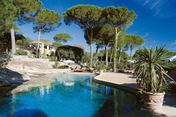 Villa Marie Saint Tropez Une douce ambiance de riviera
