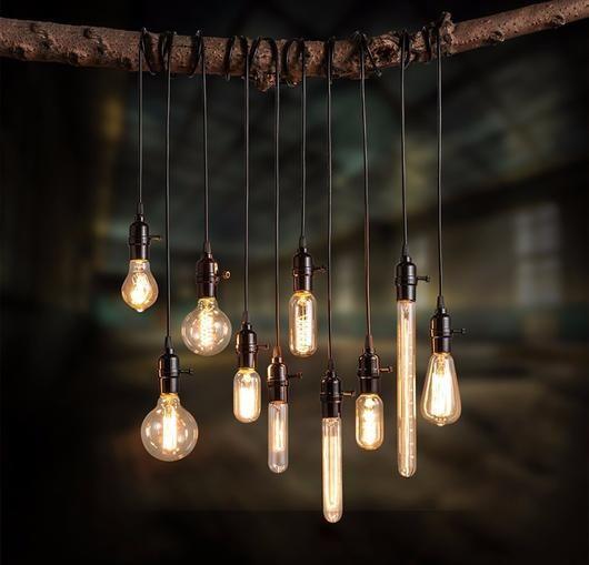 The Vines Hanging Lights Vintage Industrial Lighting Vintage