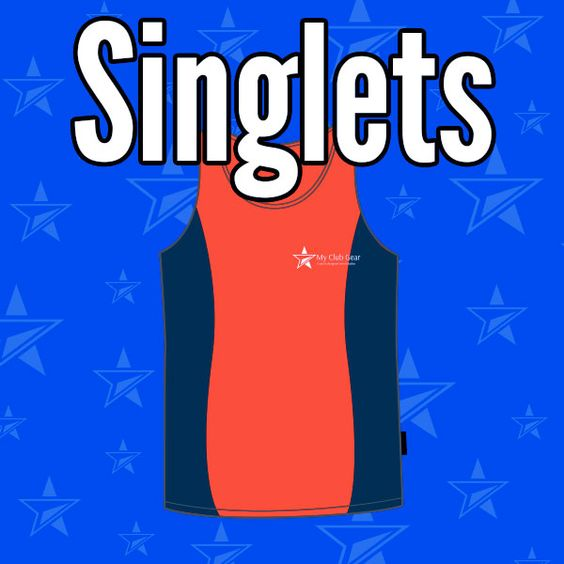 Get the best custom made singlets online in Melbourne or anywhere in Australia. create custom made singlets of the highest quality, at the best price
