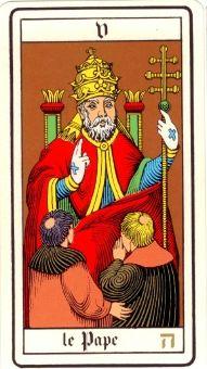 Tarot d'Oswald Wirth
