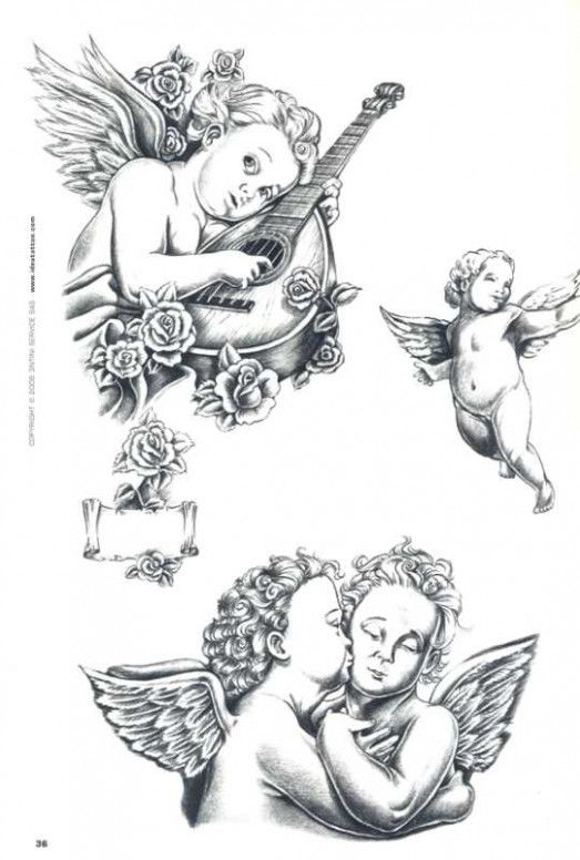 This Story Behind Baby Angel Tattoo Will Haunt You Forever Baby Angel Tattoo Https If Baby Angel Tattoo Guardian Angel Tattoo Designs Angel Tattoo Designs