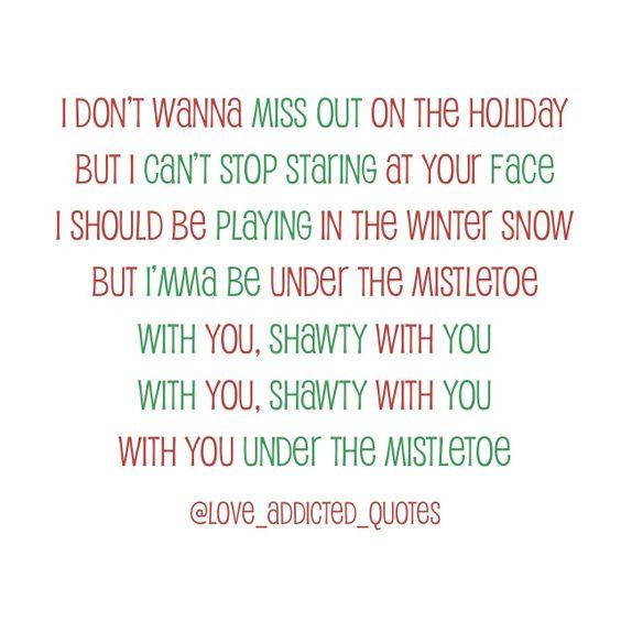 Mistletoe - Justin Bieber/ Austin Mahone: