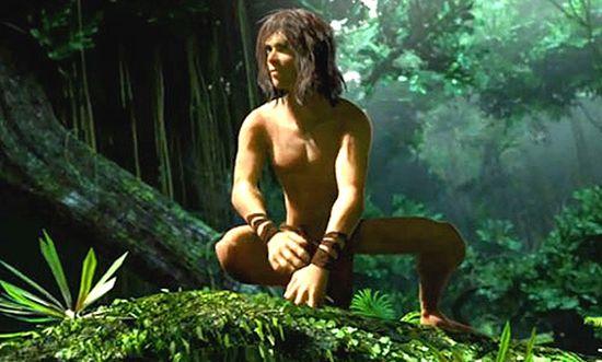Tarzan 3d   www.kartoon3d.com