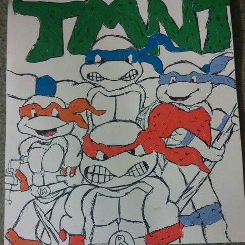 TMNT Hell Yes