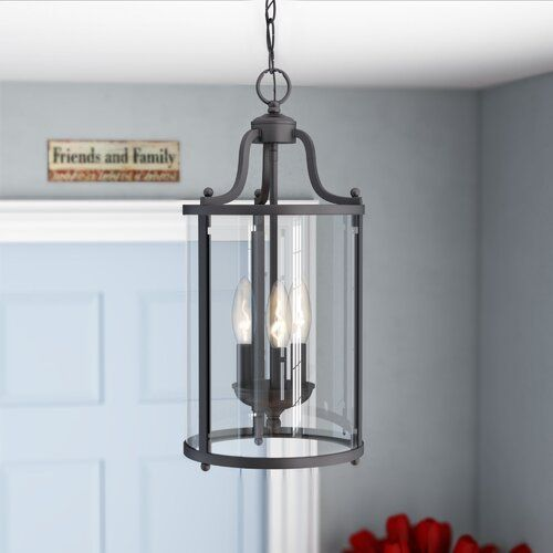 Newby 5 Light Candle Style Linear Chandelier Lantern Lights Foyer Decorating Traditional Chandelier