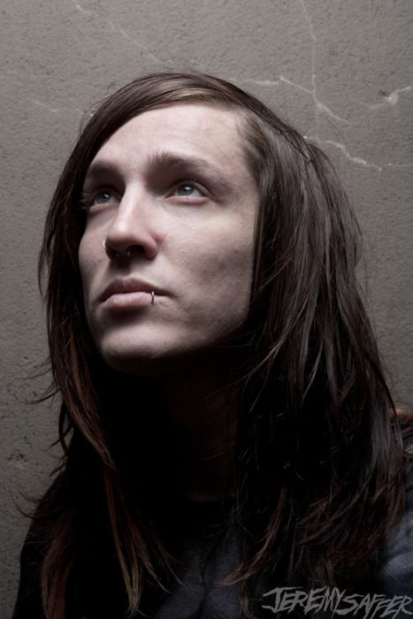 Telle Smith, lead singer for The Word Alive