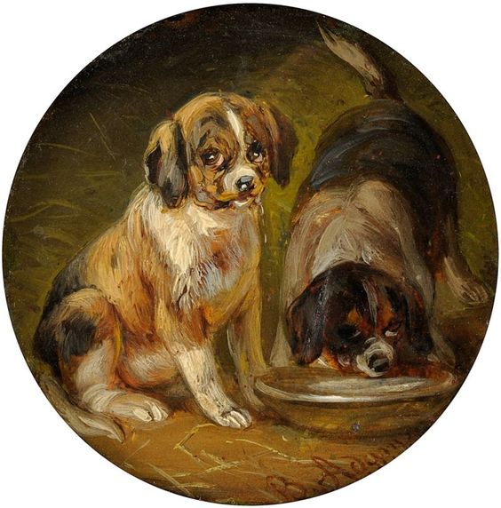 El Hurgador [Arte en la Red]: Pintando perros (XVI)