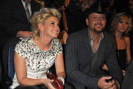 Faith Hill seen backstage during the 2008 CMT Music Awards at the Curb Events Center at Belmont University on April 14 2008 in Nashville Tennessee...