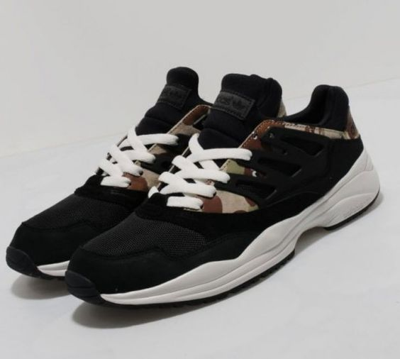 Adidas originals torsion allegra black camo
