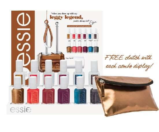 Essie Leggy Legend Fall 2015 Collection