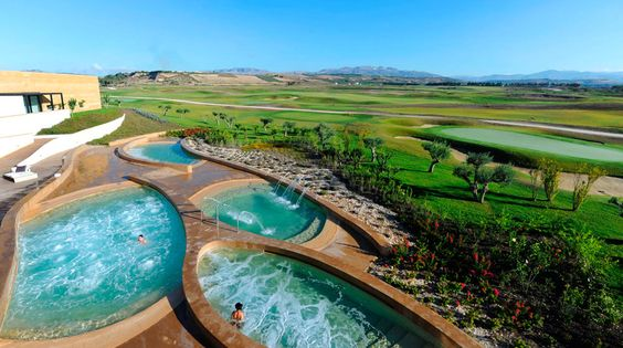 Verdura Golf & Spa Resort. Sciacca, Italy