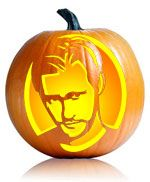 true blood pumpkin stencils!! eric northman pumpkin amazing