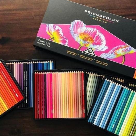 Prismacolor Cet Ensemble De Couleurs De Couleur Prismacolor