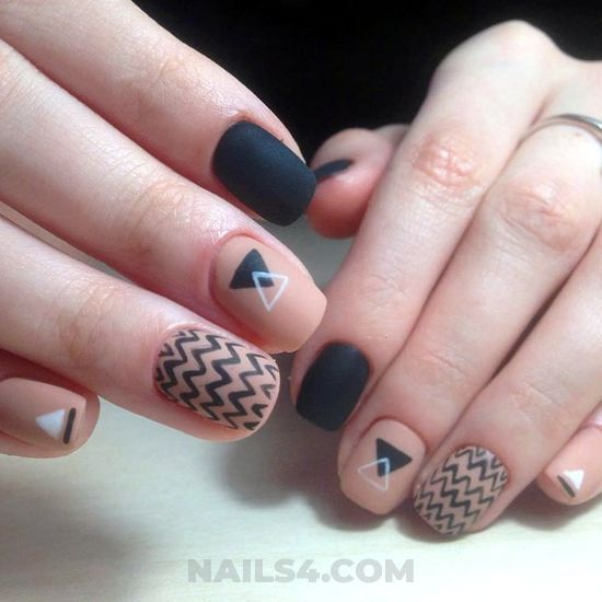 75 Cute Short Nail Art Designs For Your Next Mani Birthday Nail