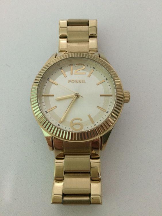 Fossil Dourado