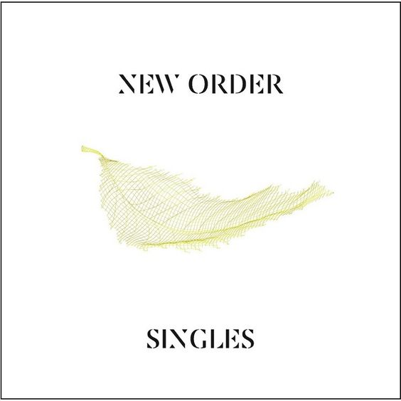New Order - Singles on Limited Edition 180g 4LP Box Set
