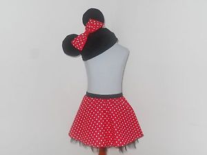 Minie Mouse Costume