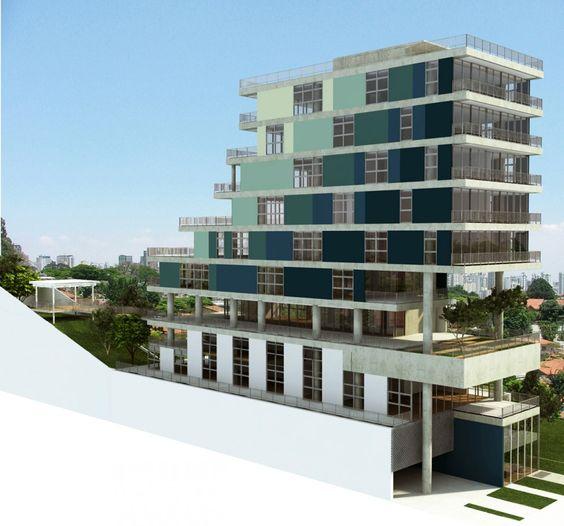 Em Construção: Edifício Comercial João Moura / Nitsche Arquitetos Associados