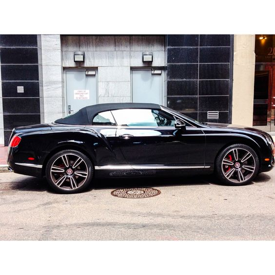 This Bentley continental GT always hits a certain weak spot