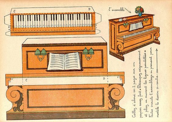 mon piano 2 | Flickr: Intercambio de fotos