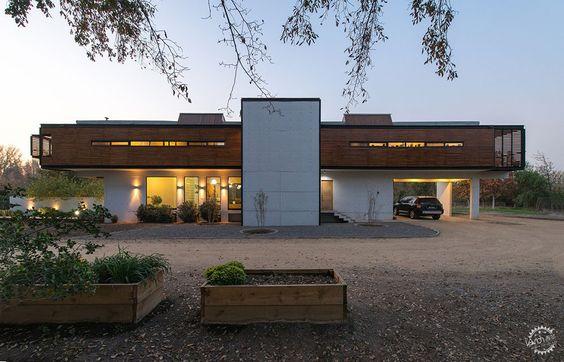 Rosales Quijada 住宅/ GITC 建筑设计