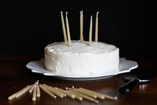 Comfy Belly: Yellow Birthday Cake {using almond and coconut flour} from my book