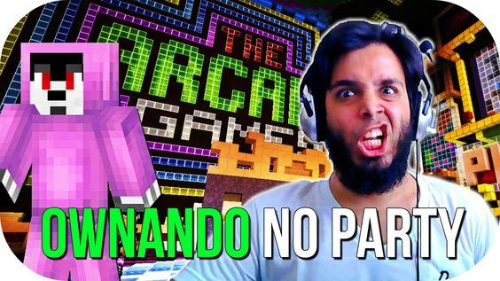 MINECRAFT - OWNANDO NO PARTY GAMES  ★★★★★★★★★★   Se curtiu se inscreva: http://goo.gl/pT6LEM Para conhecer mais do canal: http://www.youtube.com/Winamice Siga-nos no Google Plus: http://www.google.com/+WinamiceOficial Nossa página no Facebook: http://www.facebook.com/WinamiceOficial Twitter: http://www.twitter.com/WinamiceOficial Insta: http://www.instagram.com/Winamice