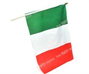 Flag - Large, Italian