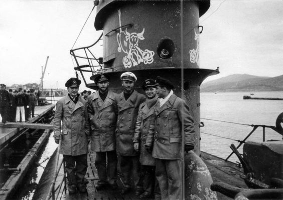 Crew of U-Boat 133 BFD