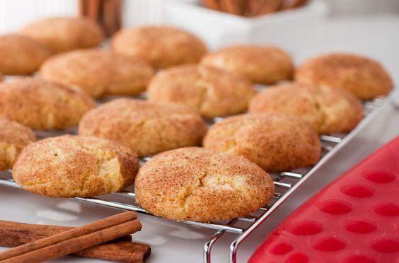 Os biscoitos combinam bem com o lanche da tarde. Foto: iStock, Getty Images