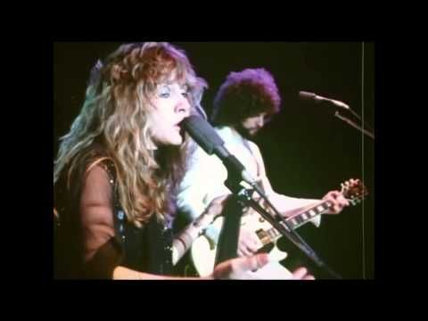 Cold classic. Fleetwood Mac 'Dreams' sung live (in the days before the Internet)