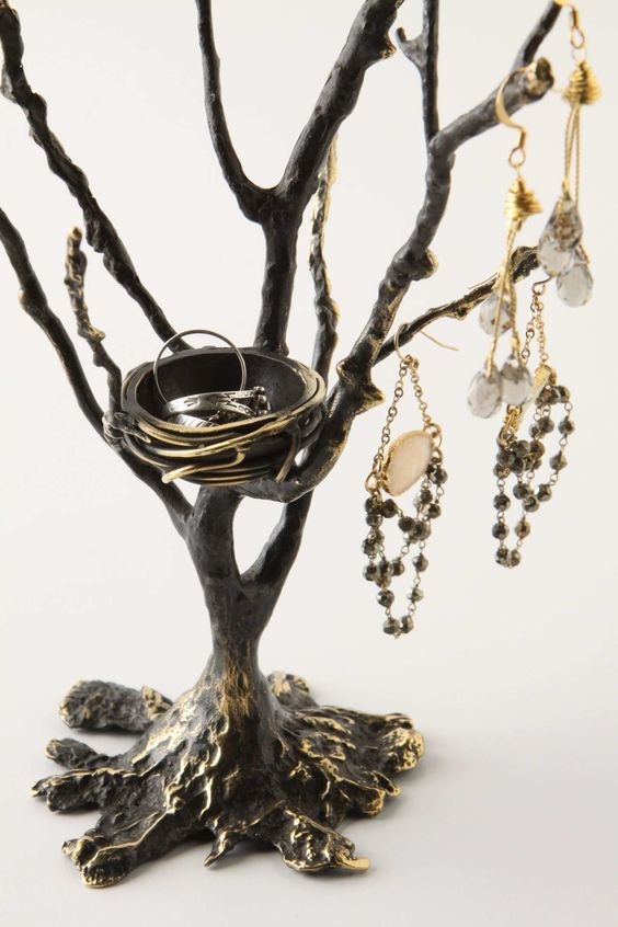 Wish Tree Jewellery Holder, Small