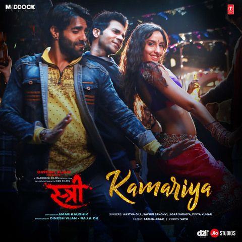 Kamariya Lyrics Stree 2018 Mp3 Song Download Songs Bollywood Songs