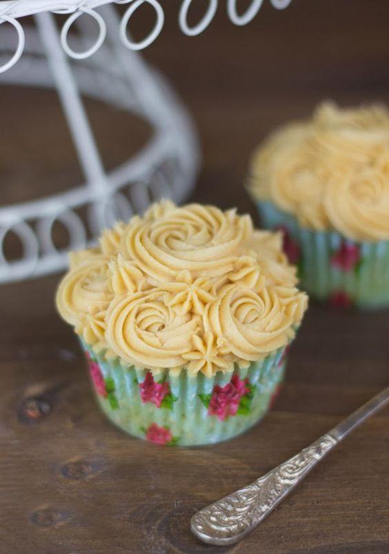 Receta para 6 cupcakes de dulce de leche y la - Blog objetivo cupcake perfecto ...