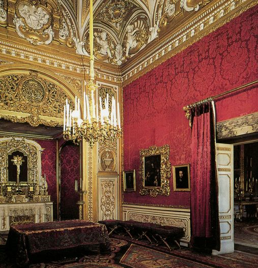 4. The Chapel Apartmmenti Monumentali The Royal Apartments