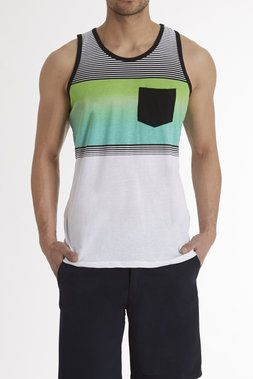 OCEAN CURRENT VENICE FADE POCKET TANK