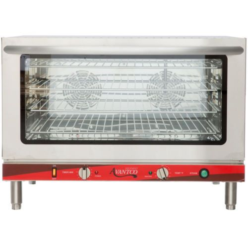 Full Size Electric Countertop Convection Oven With Steam Injection