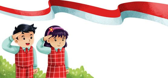 Student Salute Red White Indonesia Independence Day Background In 2021 Indonesia Independence Day Independence Day Background Red And White Flag