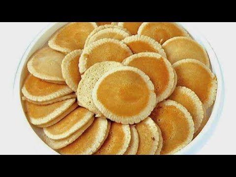 Homemade Qatayef Dough طريقة عمل عجينة القطايف في البيت ناجحة 100 Sweets Recipes Food Middle Eastern Sweets